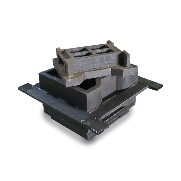 Steel Paver Mould